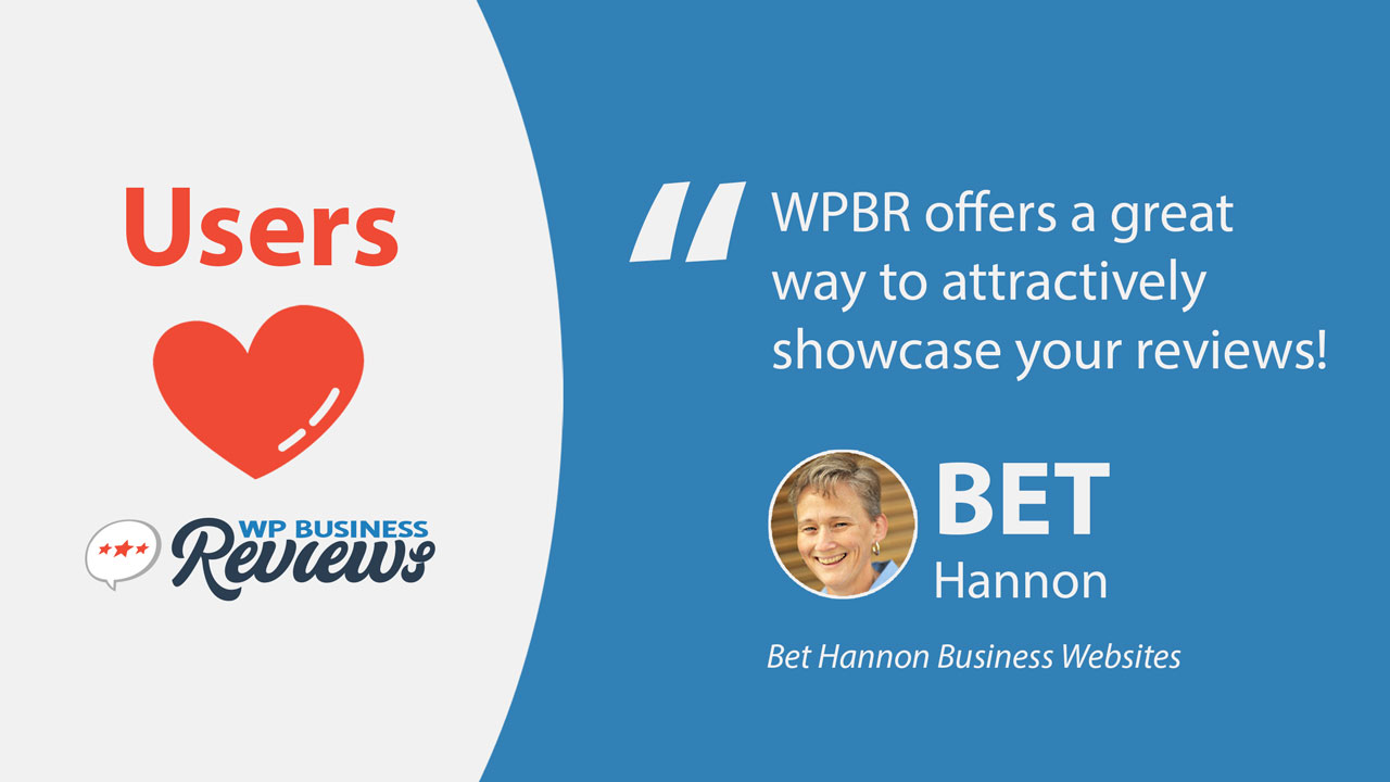 Beta testing testimonial Bet Hannon