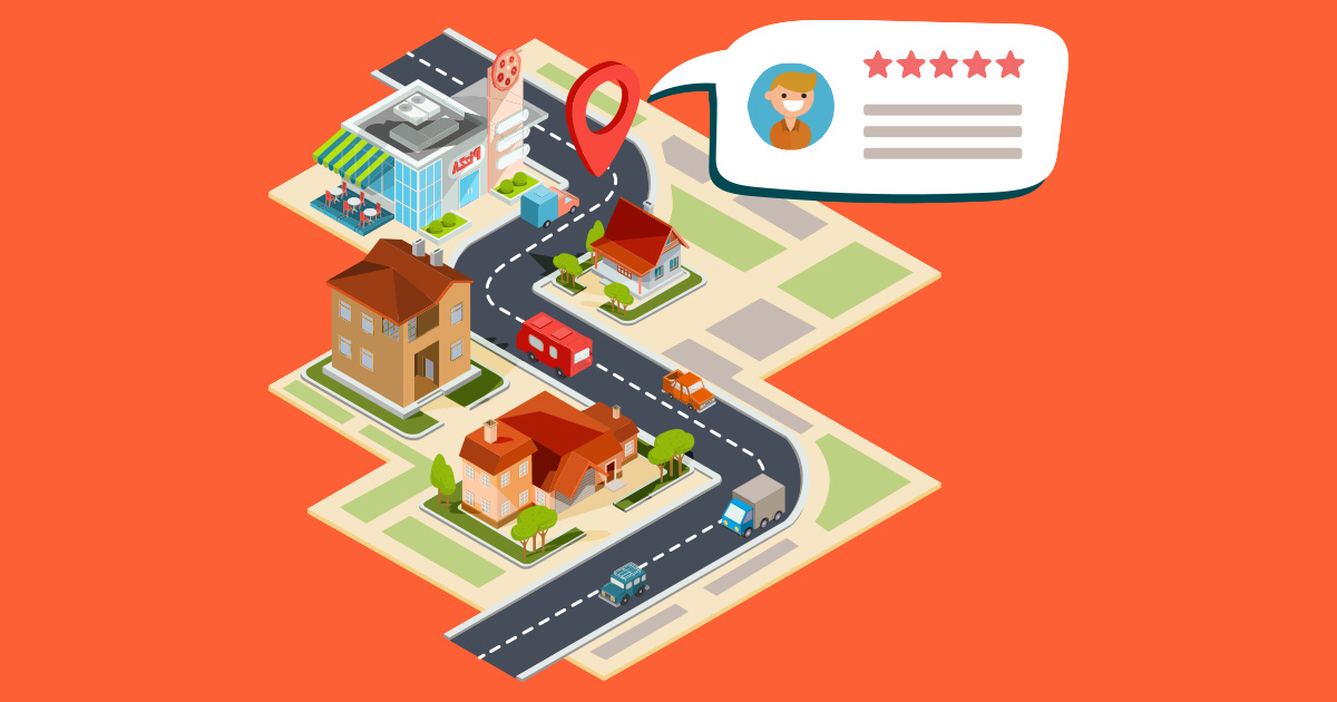 local SEO and online reviews