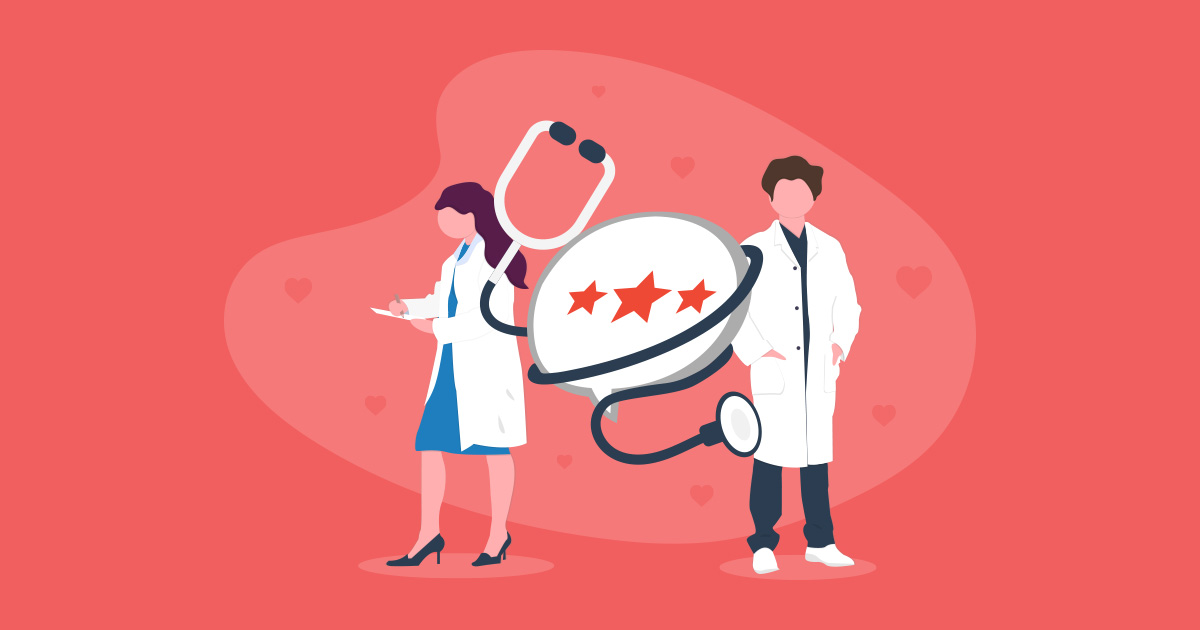 healthcare marketing and reviews